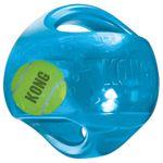 Kong® Toy Jumbler M L Blue TPR