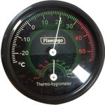 TERR. THERMO/HYGROMETER ANALOGUE