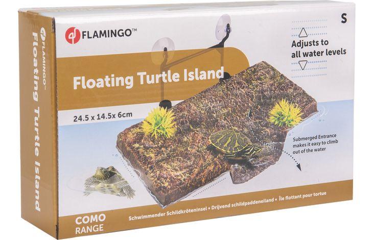 Flamingo TD COMO TURTLE ISLAND S RECTANGLE 24,5x14,5x6CM