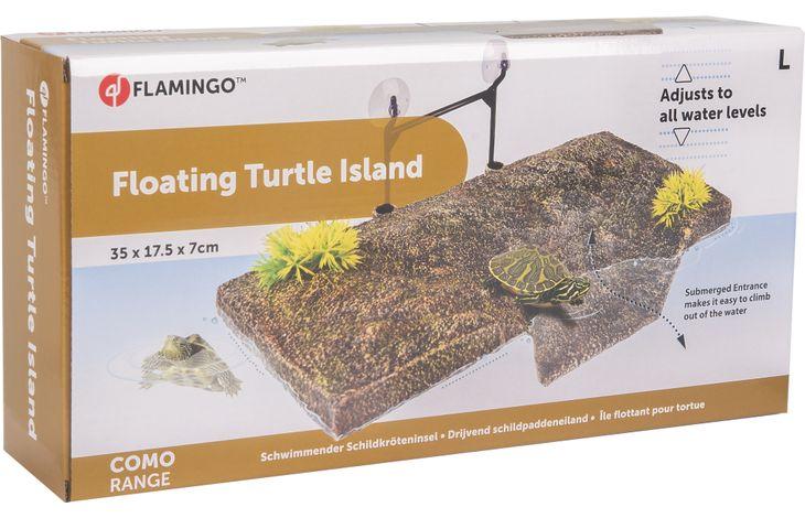 Flamingo TD COMO TURTLE ISLAND L RECTANGLE 35x17,5x7CM