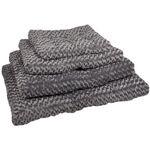 Cushion Cuddly Rectangle Grey