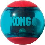 Kong® Toy Squeezz® M Blue TPR