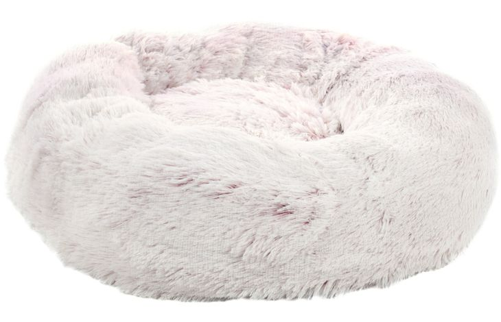 Flamingo Basket Alba Round Light pink White