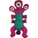 Kong® Toy Woozles M Pink Polyester