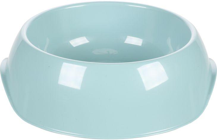 Flamingo Feeding and drinking bowl Muk Light blue -  - Plastic