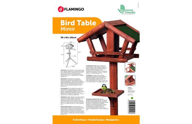 Flamingo BIRD TABLE MIMIR